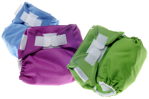 Eco Friendly Cloth Diapers